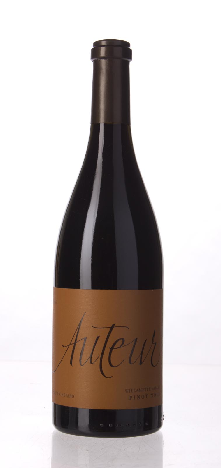 Auteur Pinot Noir Hyland Vineyard 2006, 750mL () from The BPW - Merchants of rare and fine wines.
