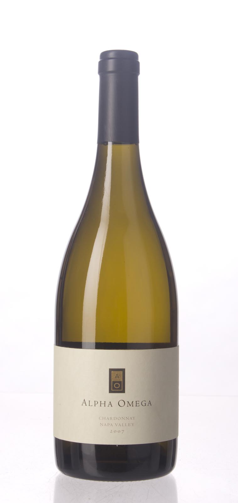 Alpha Omega Chardonnay Napa Valley 2007, 750mL (WS94) from The BPW - Merchants of rare and fine wines.