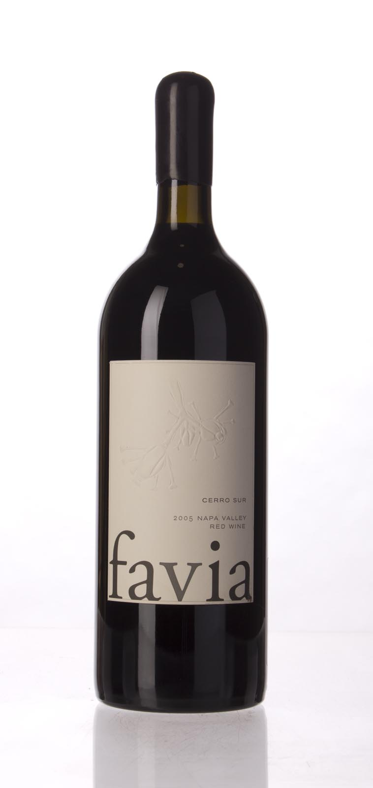 Favia Proprietary Red Cerro Sur 2005, 1.5L () from The BPW - Merchants of rare and fine wines.