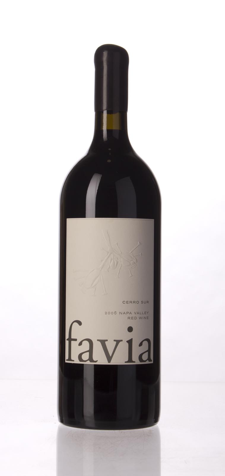 Favia Proprietary Red Cerro Sur 2006, 1.5L (WA94, ST94, WS93) from The BPW - Merchants of rare and fine wines.