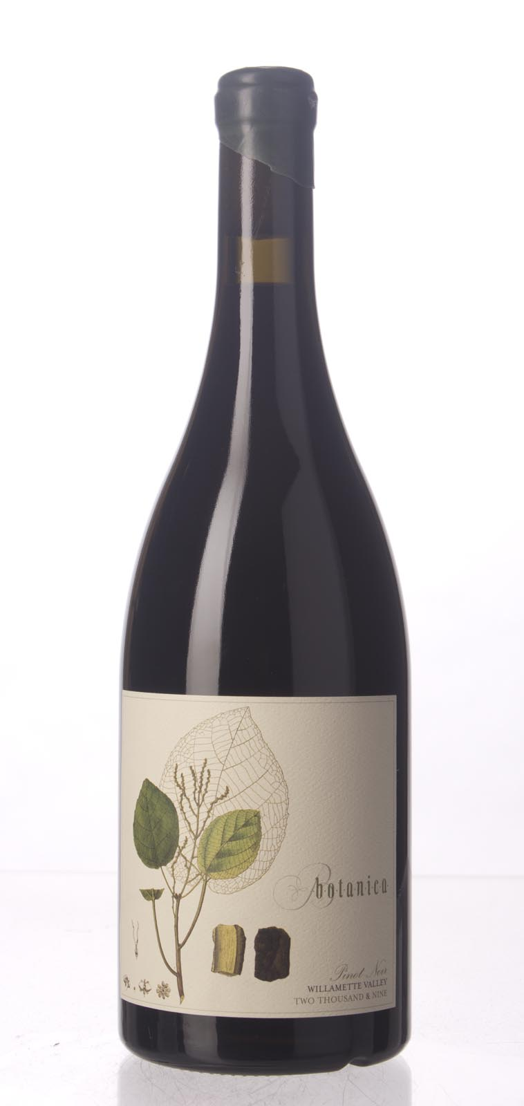Antica Terra Pinot Noir Botanica 2009, 750mL (WA94, ST93) from The BPW - Merchants of rare and fine wines.