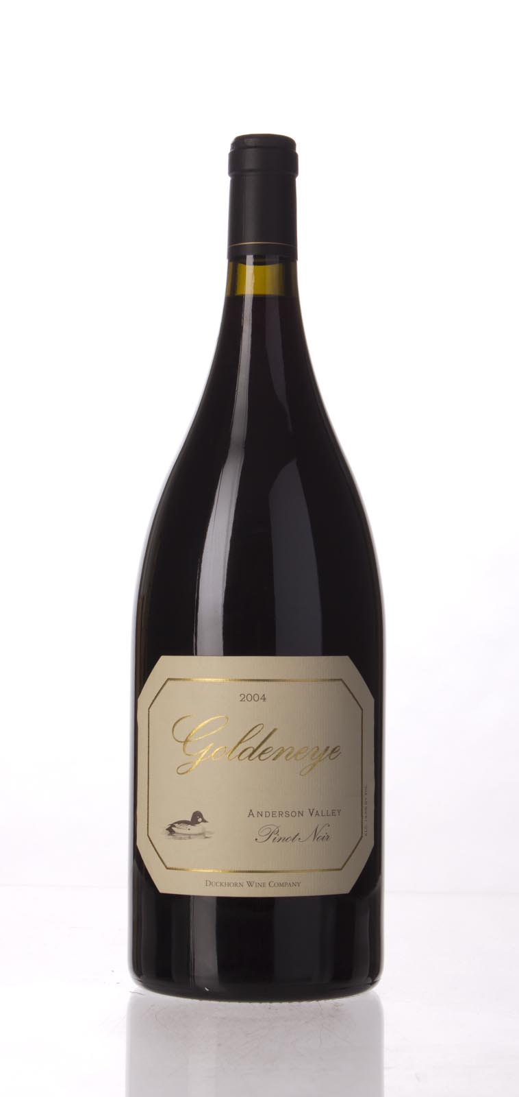 Goldeneye Pinot Noir Anderson Valley 2004, 1.5L (WS91) from The BPW - Merchants of rare and fine wines.