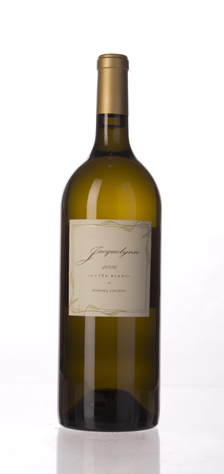 Jacquelynne Proprietary White Cuvee Blanc 2006, 1.5L () from The BPW - Merchants of rare and fine wines.