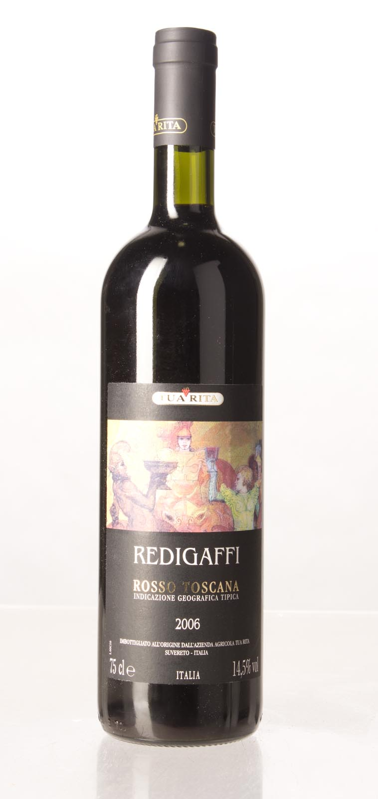 Tua Rita Redigaffi Vino da Tavola 2006, 750mL (WA97, WS97) from The BPW - Merchants of rare and fine wines.