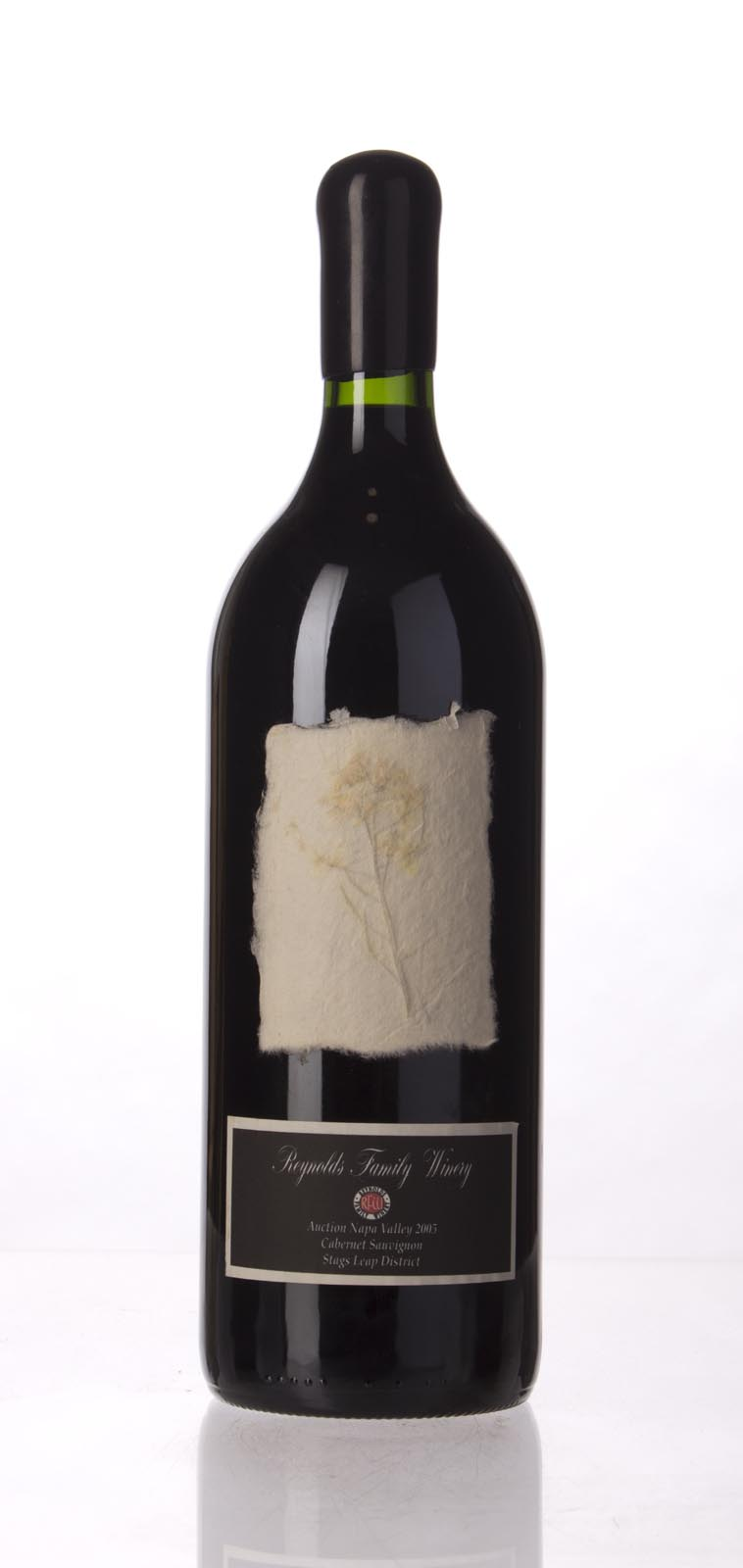 Reynolds Family Cabernet Sauvignon Estate N.V., 1.5L () from The BPW - Merchants of rare and fine wines.