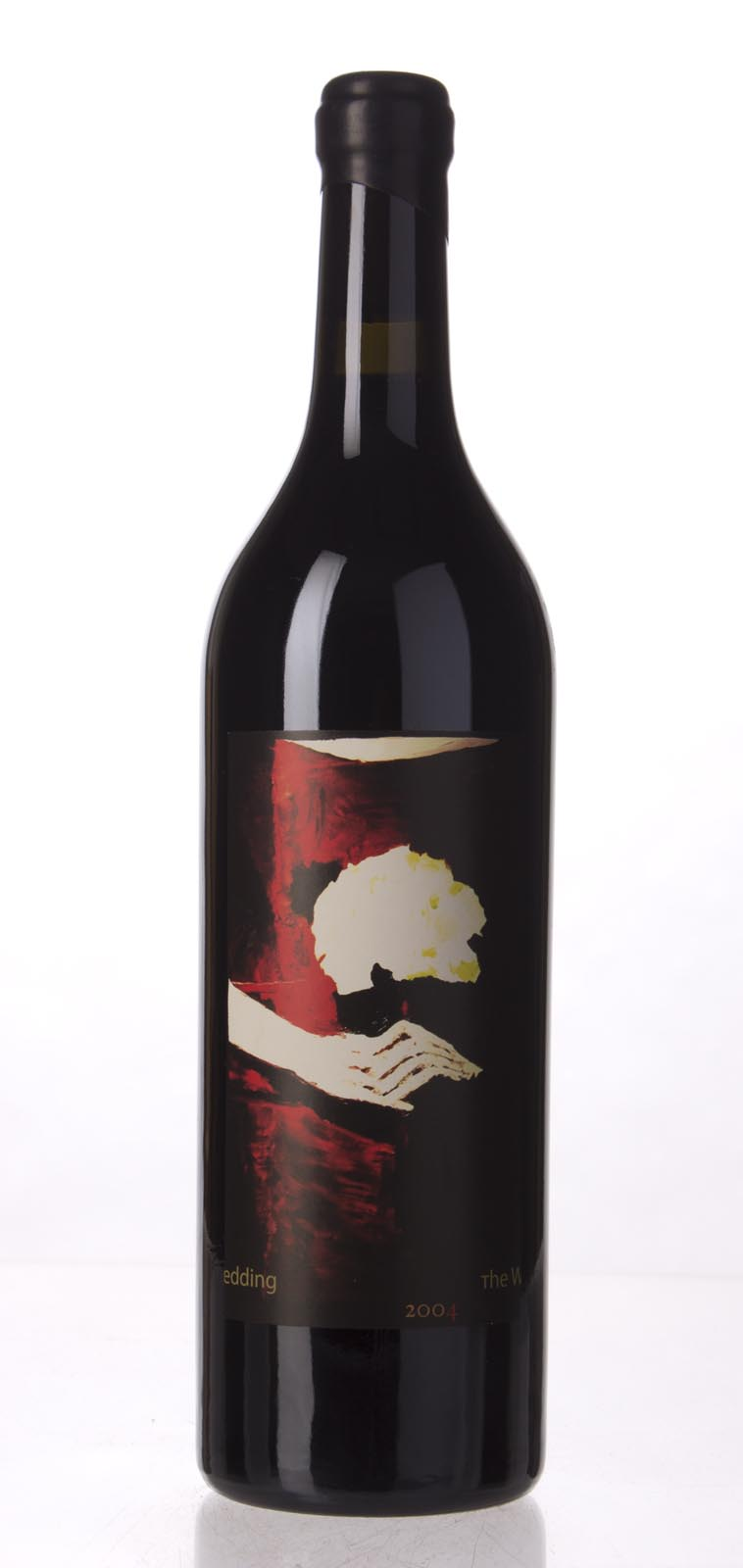 Sanguis Syrah The Wedding 2004, 750mL (WA93) from The BPW - Merchants of rare and fine wines.