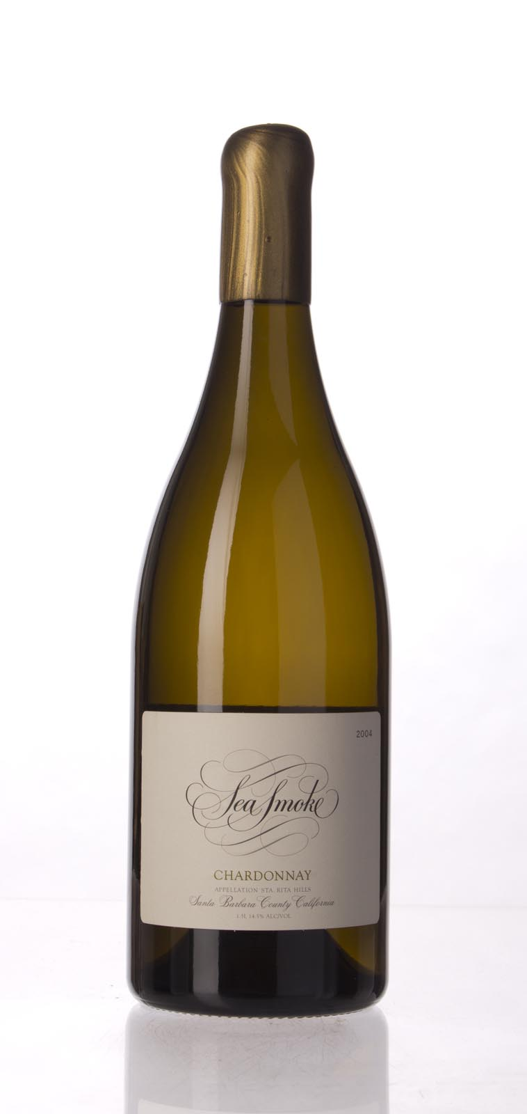 Sea Smoke Chardonnay Santa Rita Hills 2004, 1.5L () from The BPW - Merchants of rare and fine wines.