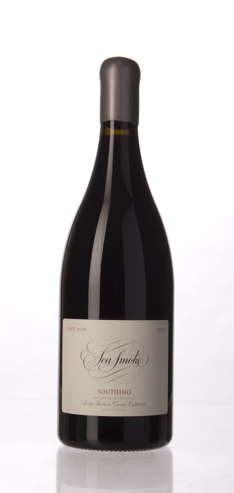 Sea Smoke Pinot Noir Southing 2004, 1.5L (ST91, WS93) from The BPW - Merchants of rare and fine wines.