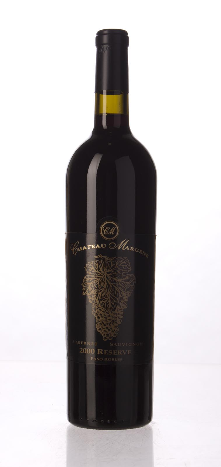 Chateau Margene Cabernet Sauvignon Reserve 2000, 750mL () from The BPW - Merchants of rare and fine wines.