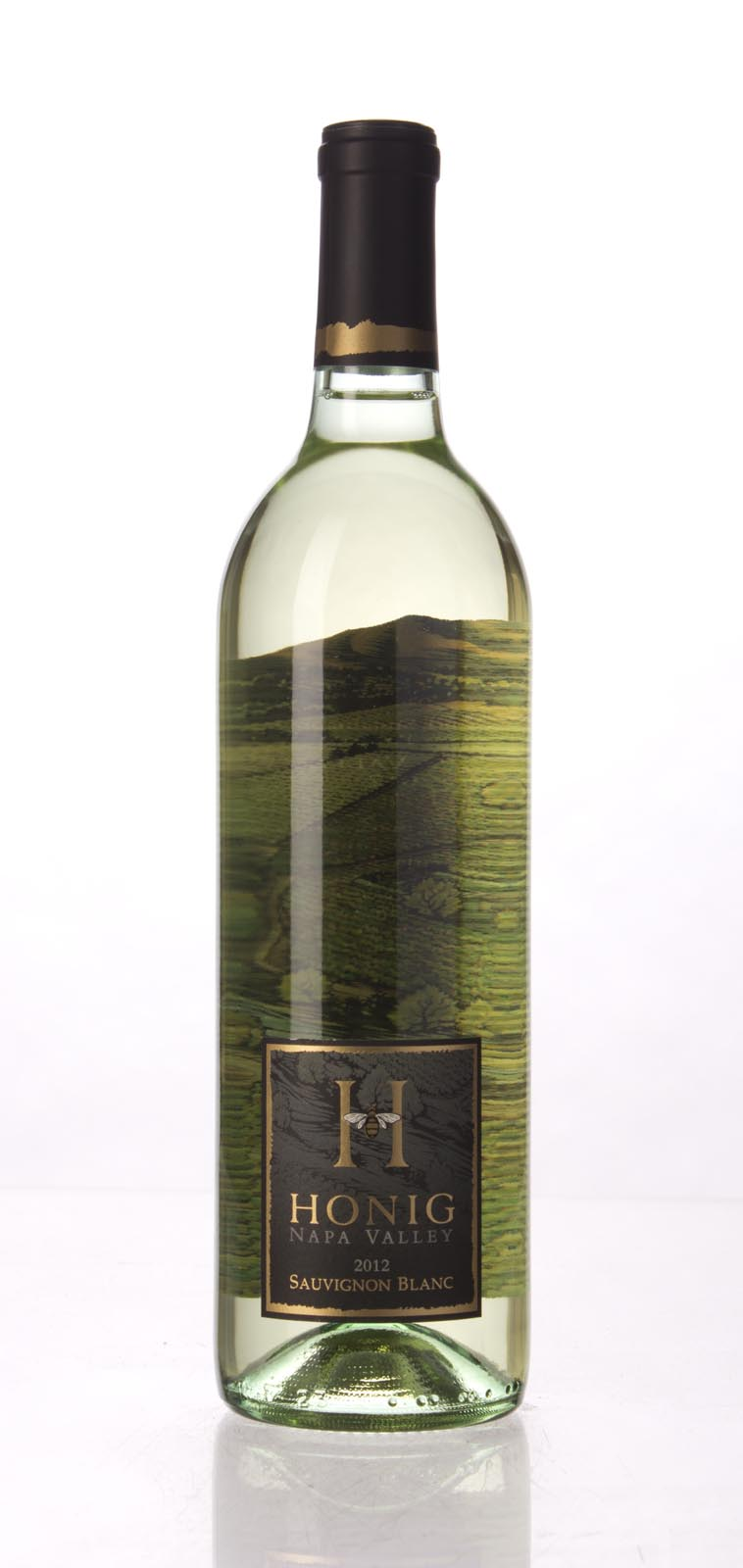 Honig Vineyard Sauvignon Blanc 2012, 750mL (WA88) from The BPW - Merchants of rare and fine wines.