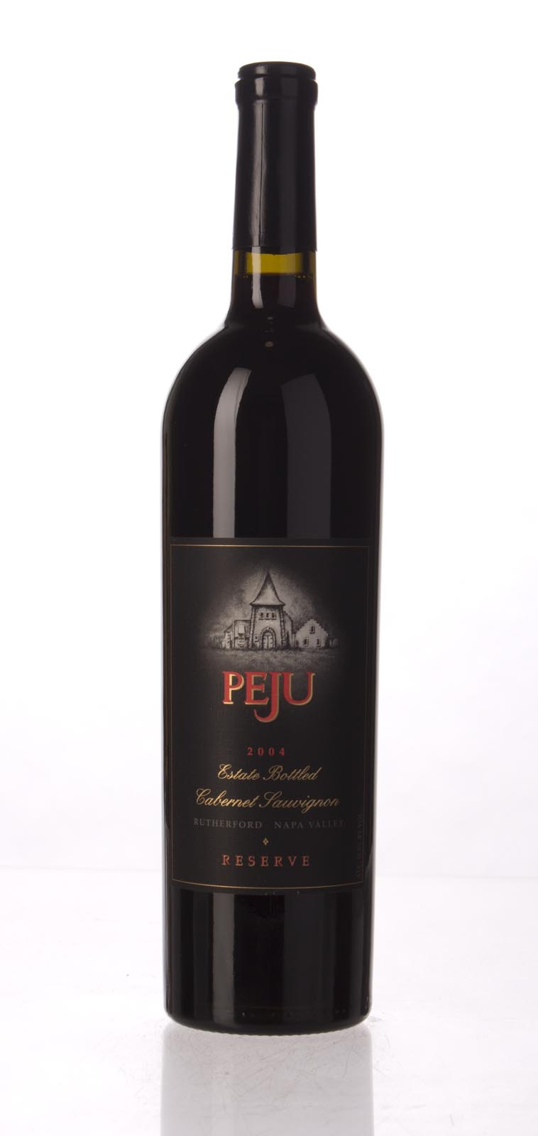 Peju Province Winery Cabernet Sauvignon Reserve 2004, 750mL (WS92) from The BPW - Merchants of rare and fine wines.