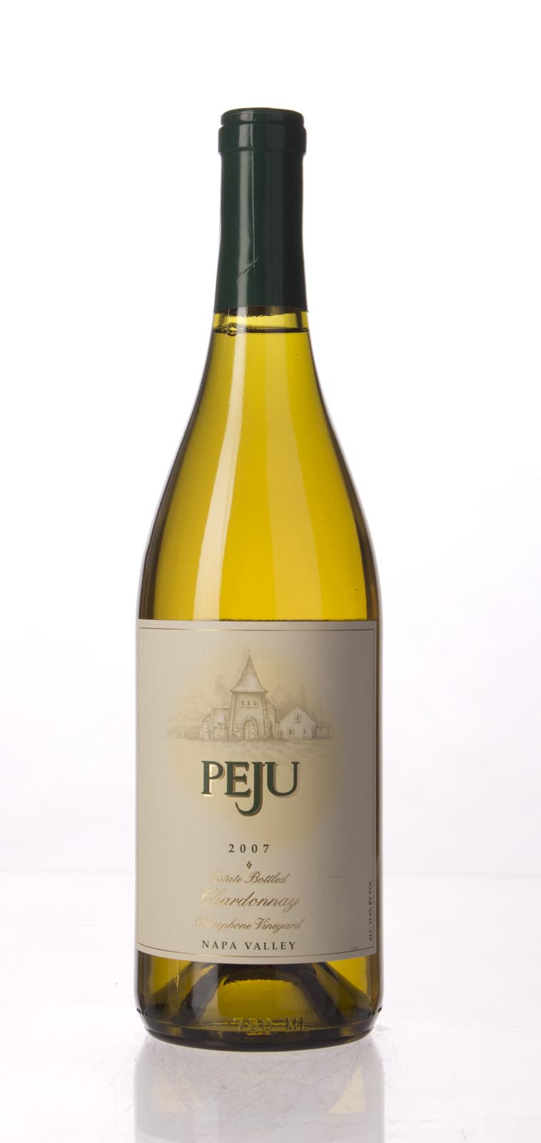 Peju Province Winery Chardonnay Persephone Vineyard 2007, 750mL () from The BPW - Merchants of rare and fine wines.