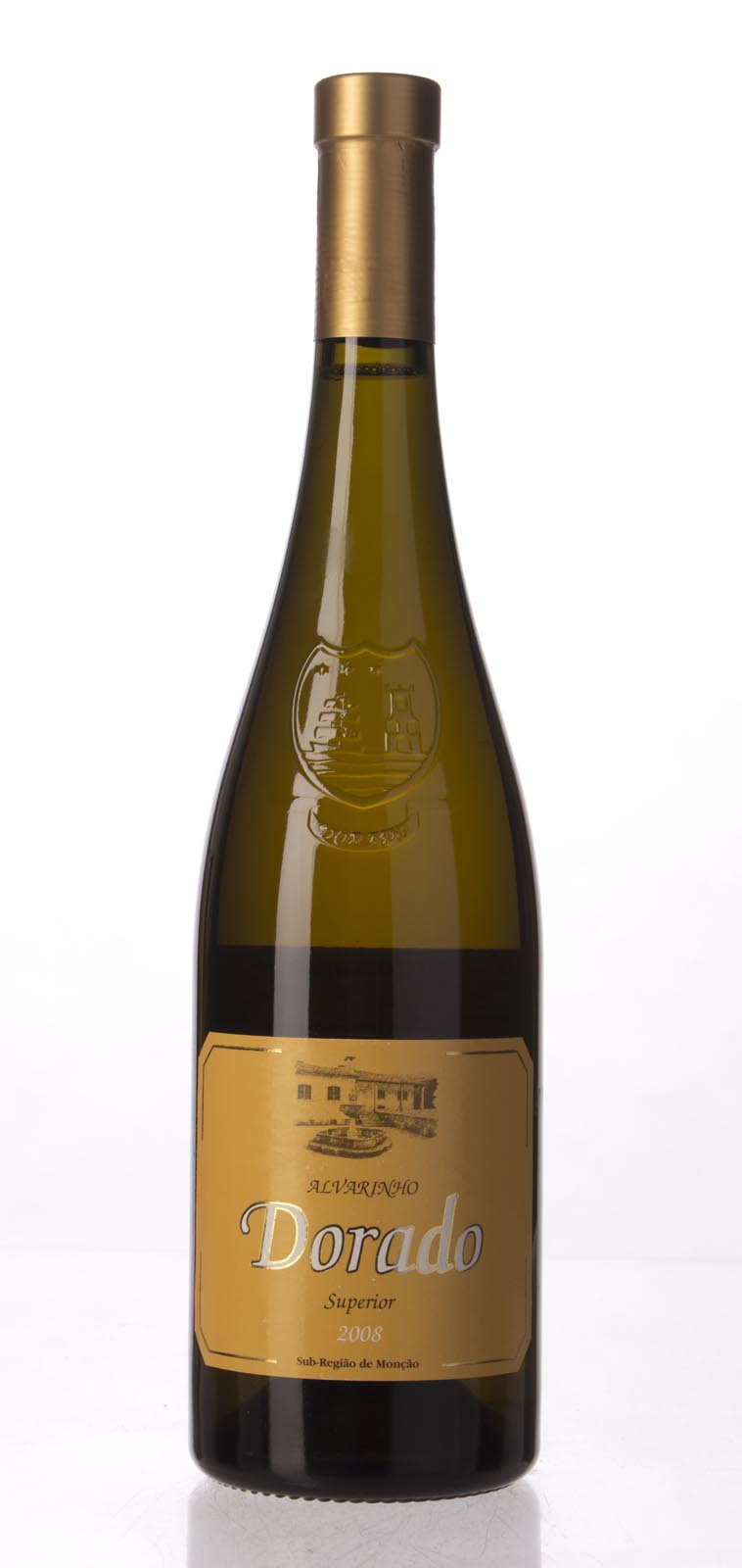 Quinta do Feital Dorado Alvarinho Superior 2008, 750mL () from The BPW - Merchants of rare and fine wines.