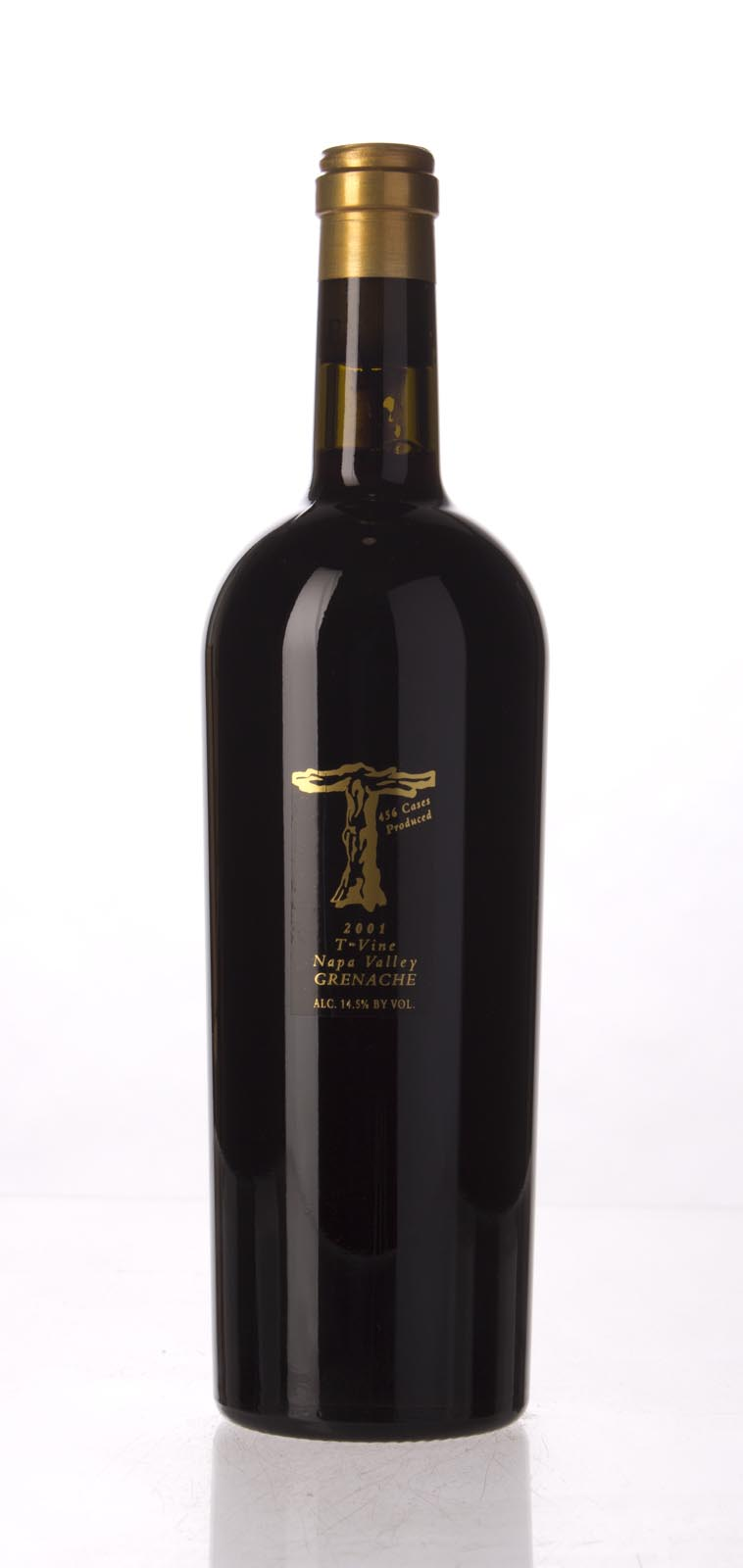 T Vine Grenache 2001, 750mL () from The BPW - Merchants of rare and fine wines.