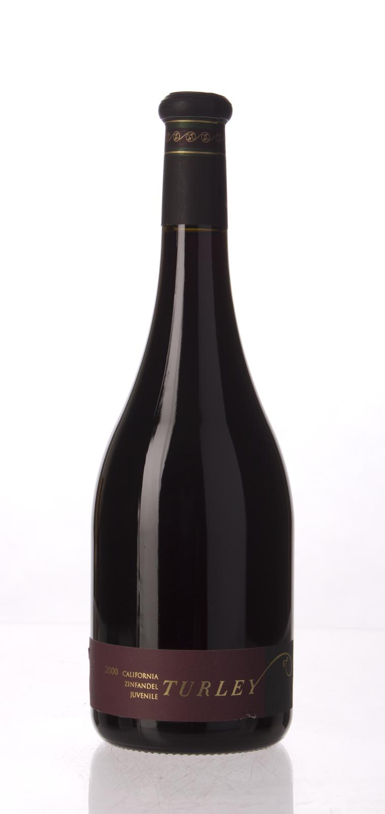 Turley Wine Cellars Zinfandel Juvenile 2000, 750mL (WA90) from The BPW - Merchants of rare and fine wines.