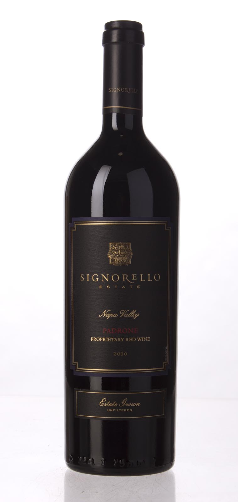 Signorello Vineyards Proprietary Red Padrone 2010, 750mL (WA95) from The BPW - Merchants of rare and fine wines.