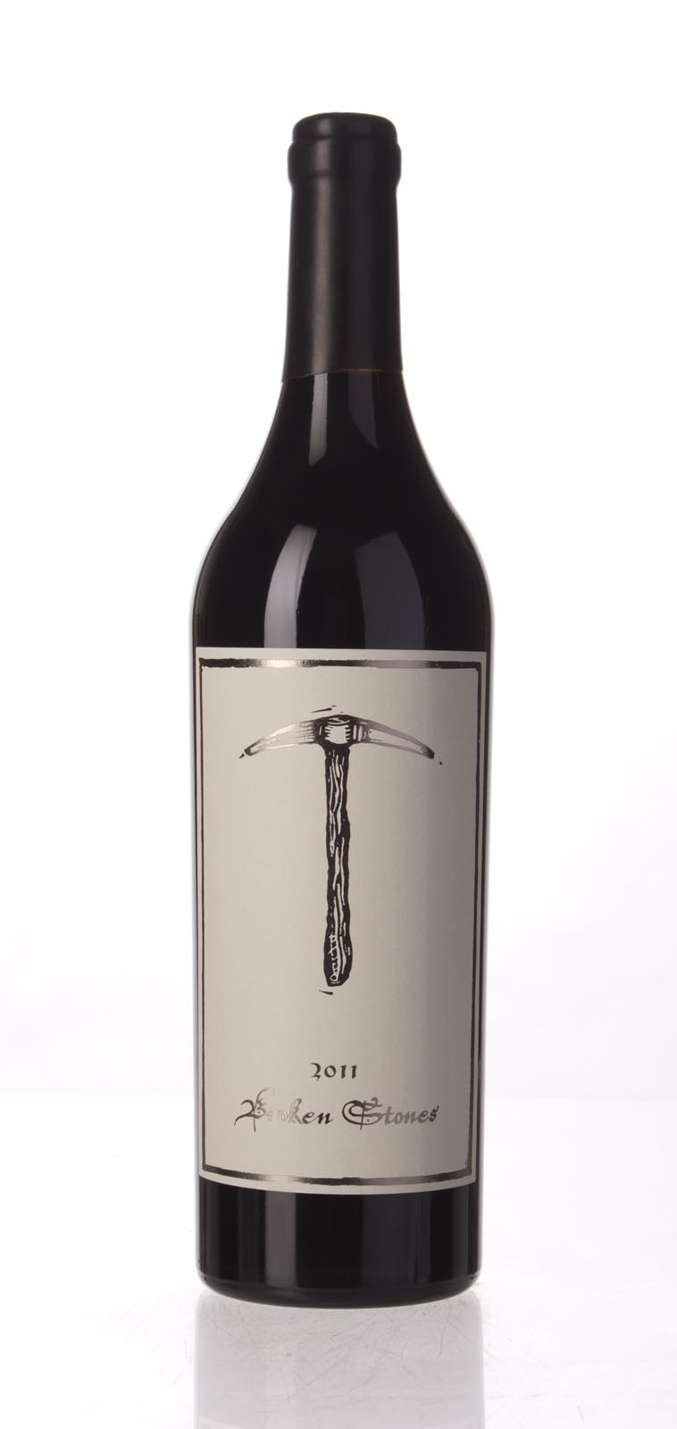 Saxum Syrah Broken Stones 2011, 750mL (WA97-99) from The BPW - Merchants of rare and fine wines.