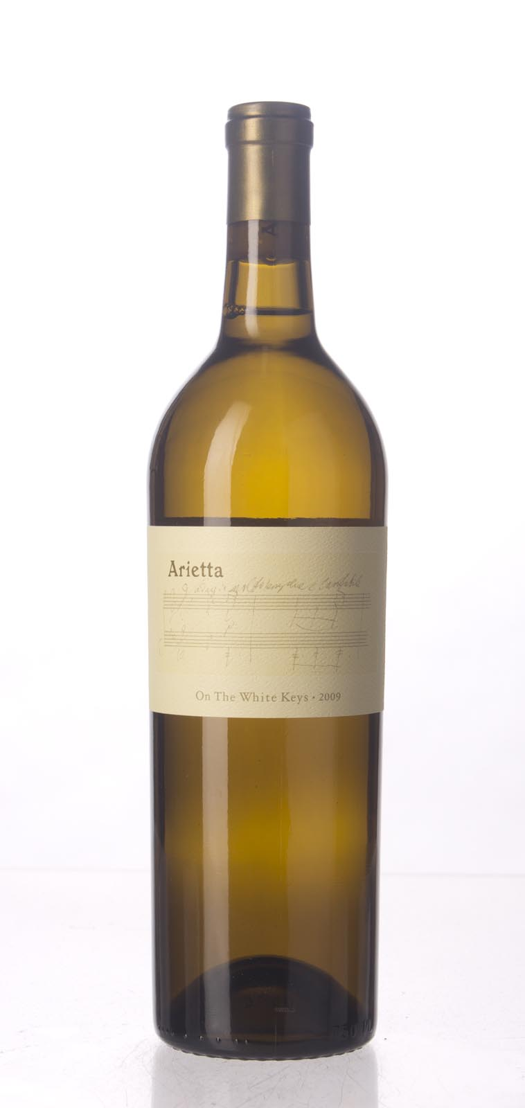 Arietta Proprietary White The White Keys 2009, 750mL (WA90, ST92+) from The BPW - Merchants of rare and fine wines.