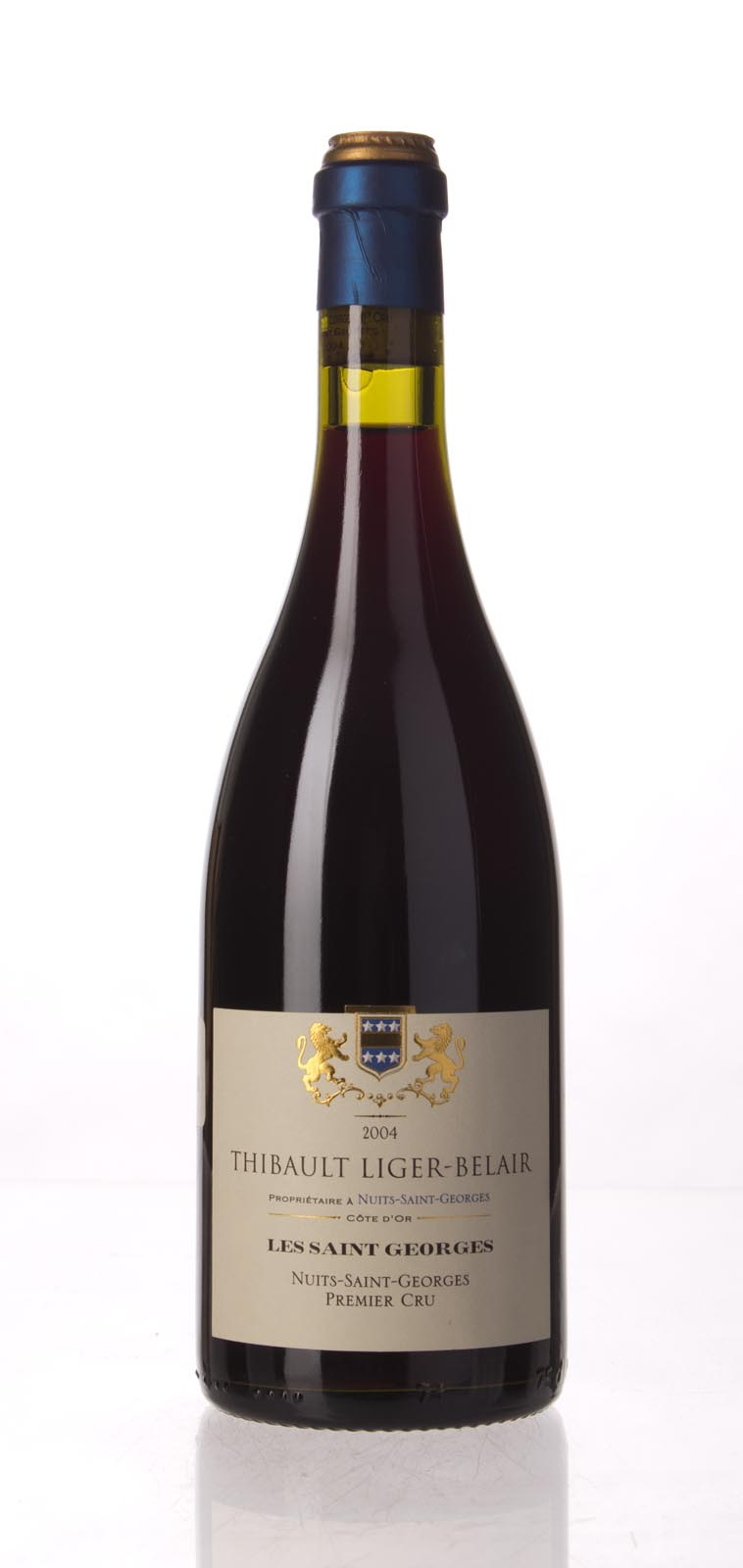 Domaine Thibault Liger Belair Nuits St. Georges les St. Georges 2004, 750mL (WS90) from The BPW - Merchants of rare and fine wines.