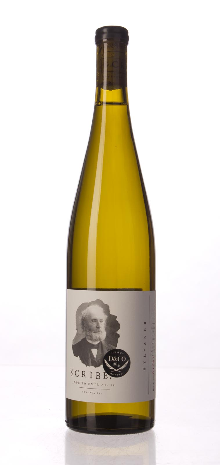 Scribe Sylvaner Ode to Emil No. II 2012, 750mL () from The BPW - Merchants of rare and fine wines.