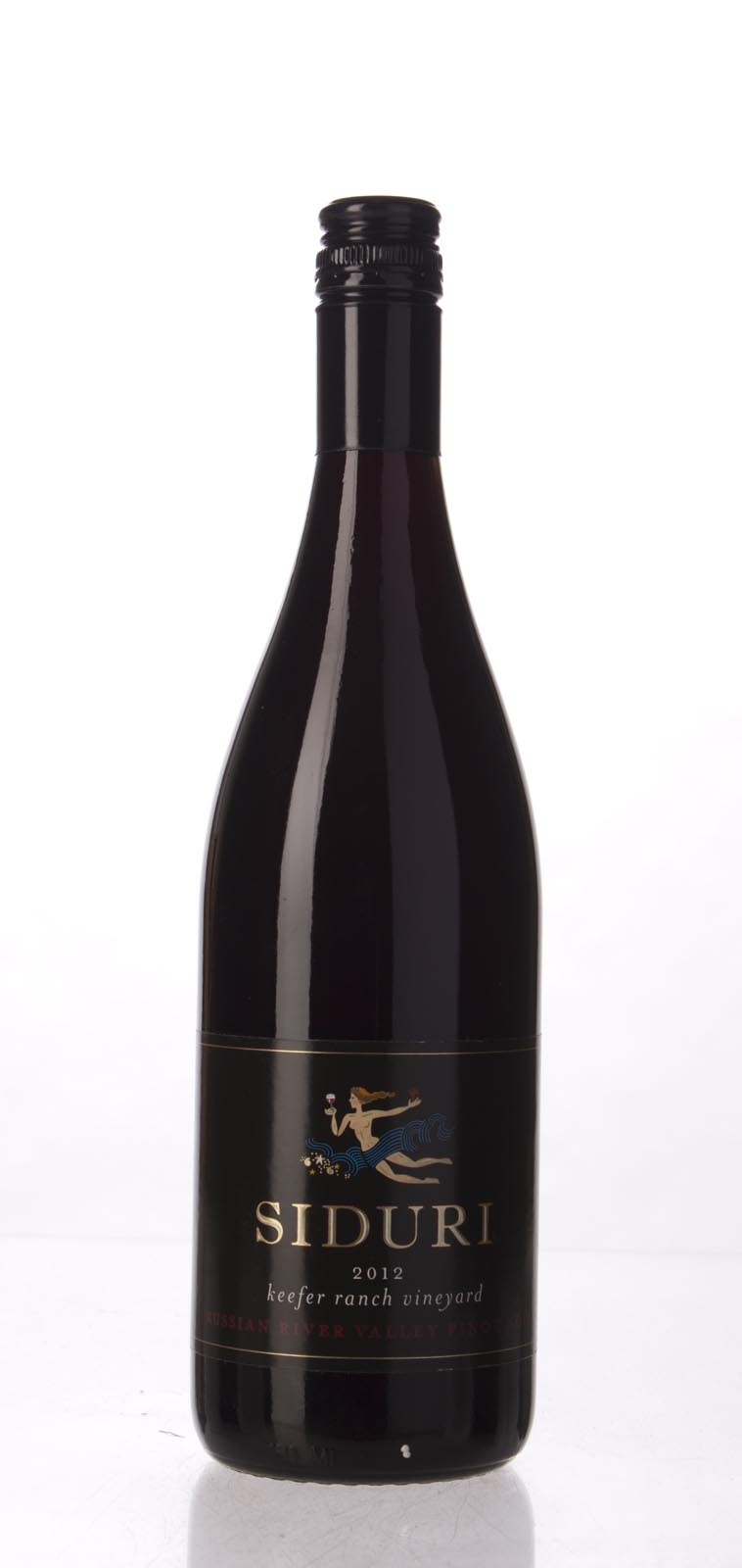 Siduri Pinot Noir Keefer Ranch Vineyard 2012, 750mL () from The BPW - Merchants of rare and fine wines.