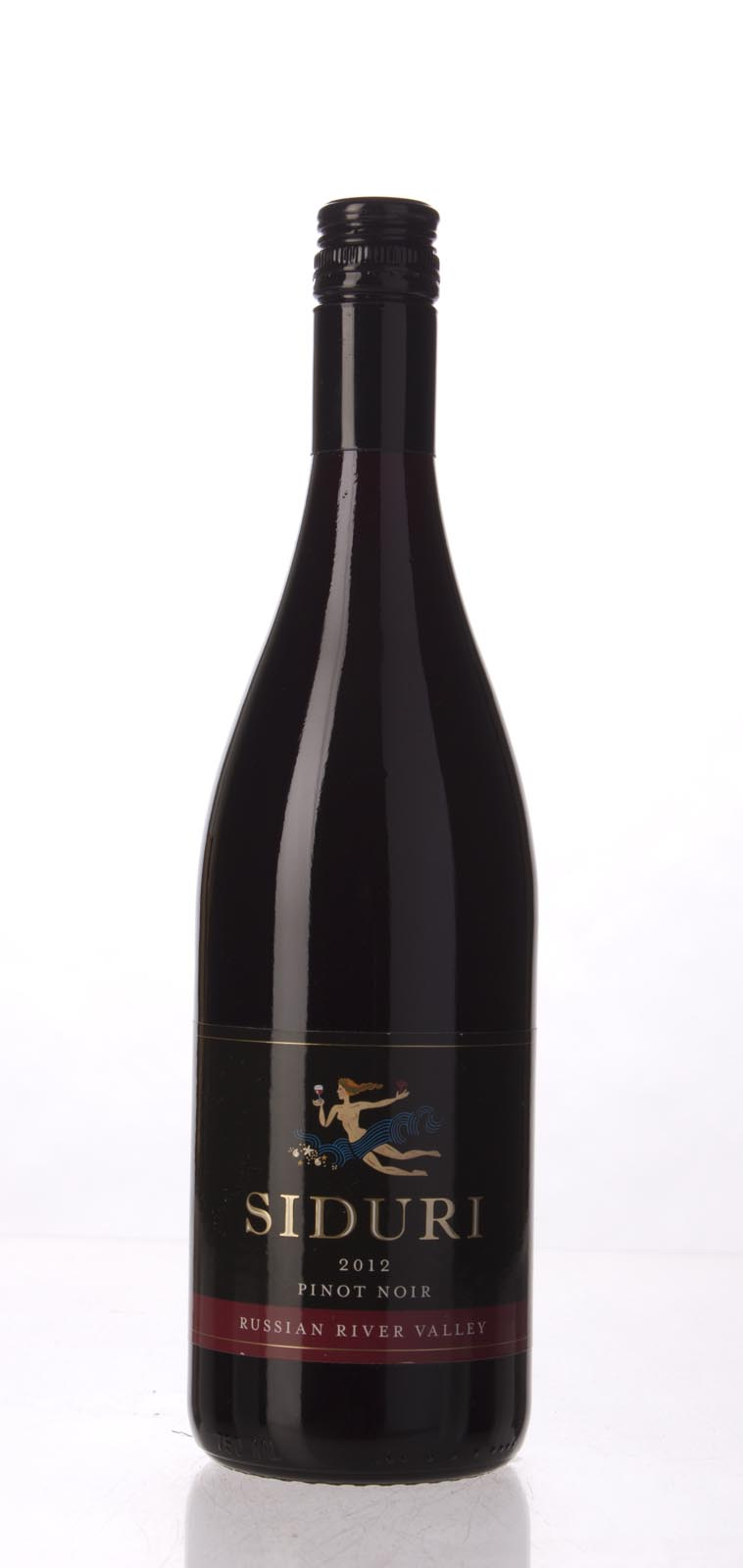 Siduri Pinot Noir Russian River Valley 2012, 750mL () from The BPW - Merchants of rare and fine wines.