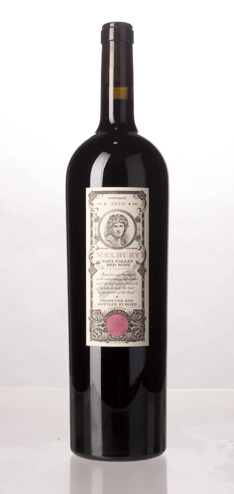 Bond Melbury 2010, 1.5L (AG97, WA98+) from The BPW - Merchants of rare and fine wines.
