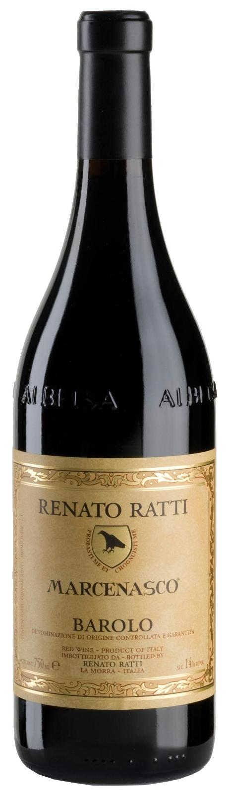 Renato Ratti Barolo Marcenasco 2010,  (JS93, WS92, ST91+) from The BPW - Merchants of rare and fine wines.