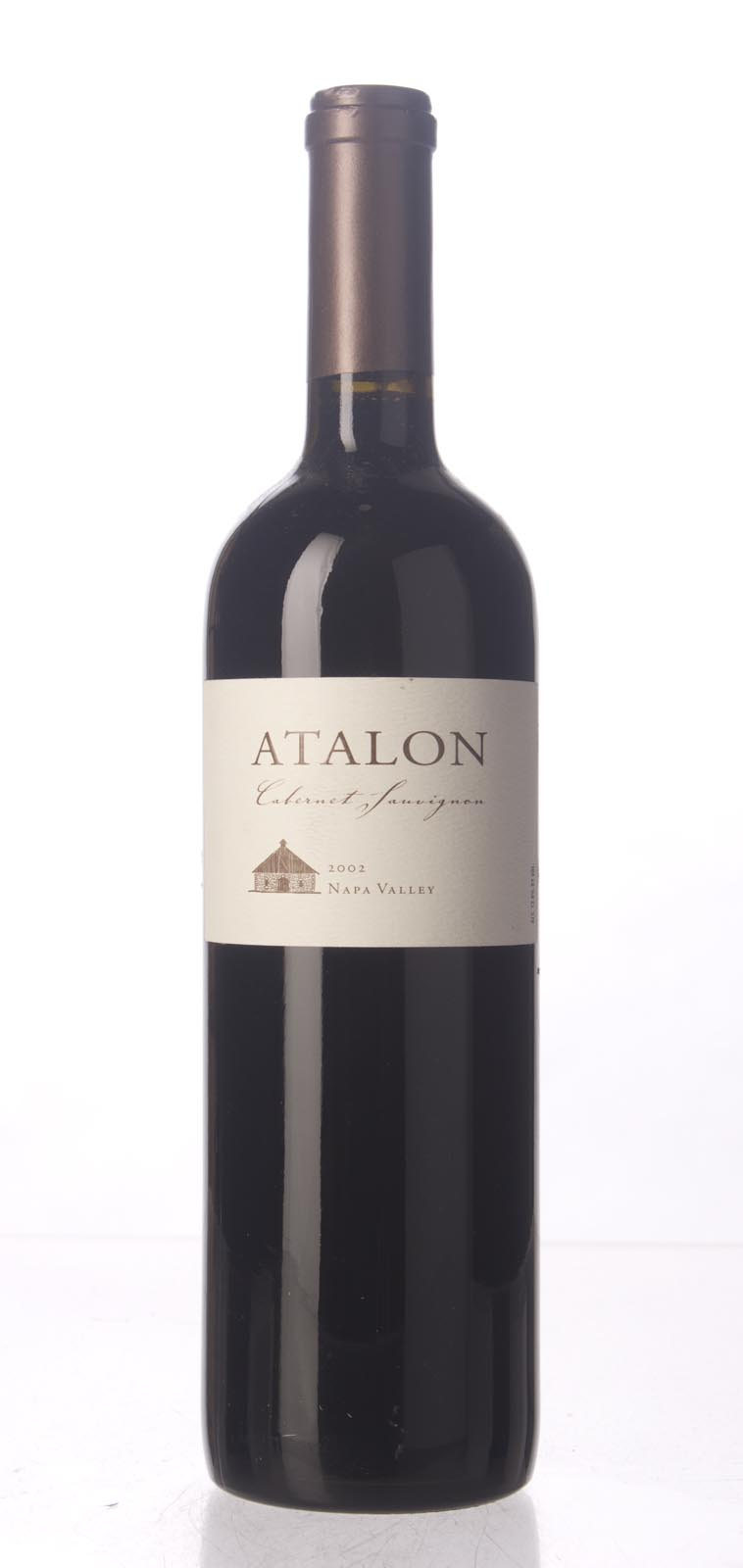 Atalon Cabernet Sauvignon Napa Valley 2002, 750mL (WA90) from The BPW - Merchants of rare and fine wines.