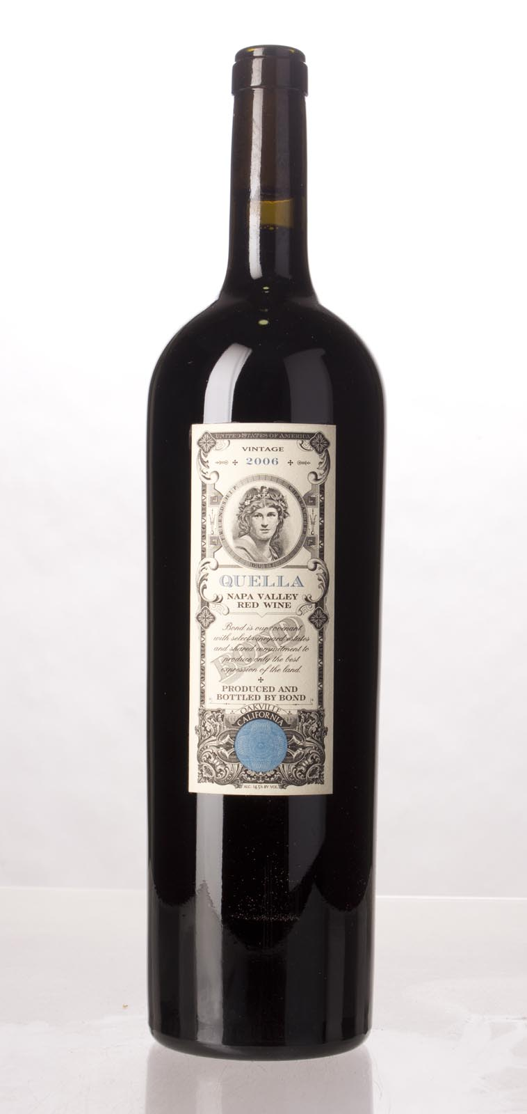 Bond Quella 2006, 1.5L (WA92, ST93, WS93) from The BPW - Merchants of rare and fine wines.