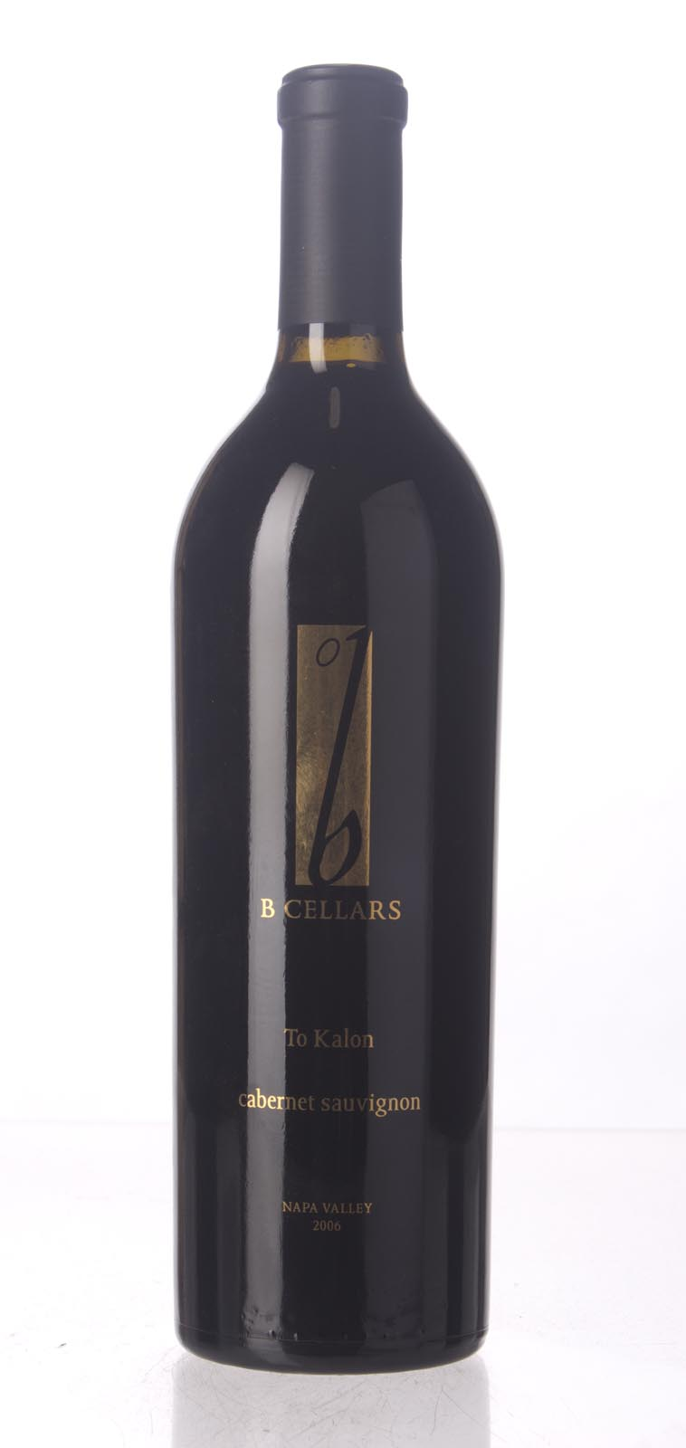 B Cellars Cabernet Sauvignon Beckstoffer To Kalon Vineyard 2006, 750mL (WA91) from The BPW - Merchants of rare and fine wines.