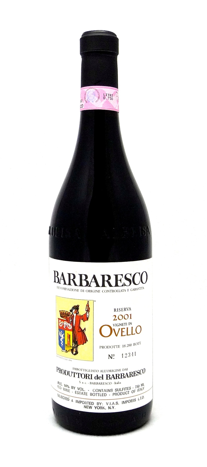 Produttori del Barbaresco Barbaresco Ovello Riserva 2009,  (WA94, VN93) from The BPW - Merchants of rare and fine wines.