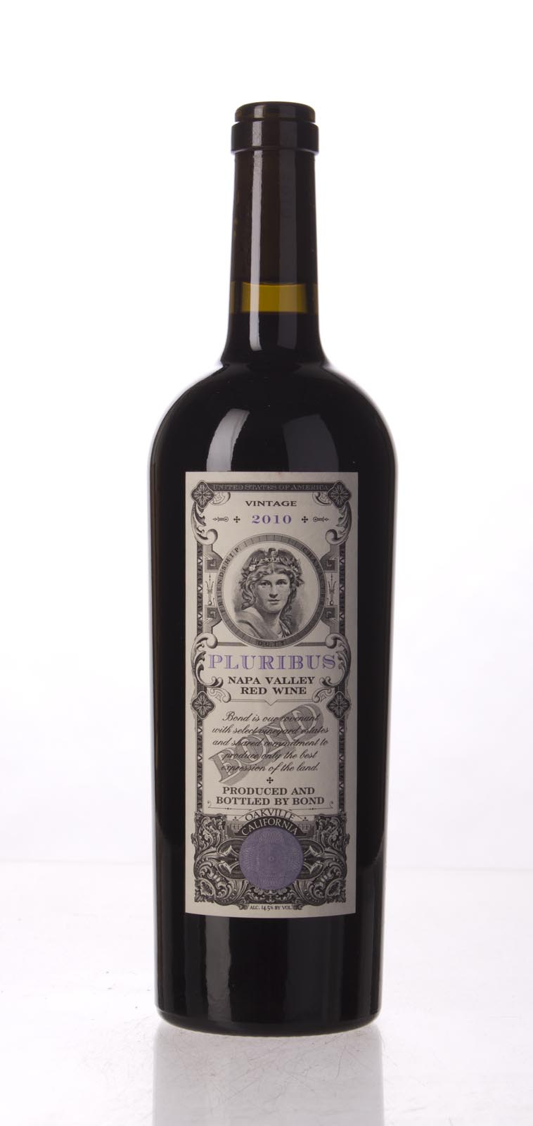 Bond Melbury 2010,  (AG97, WA98+) from The BPW - Merchants of rare and fine wines.