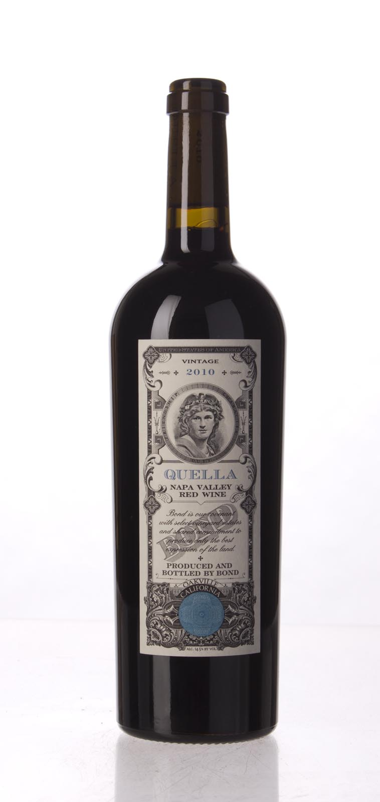 Bond Quella 2010,  (AG96, WA98) from The BPW - Merchants of rare and fine wines.