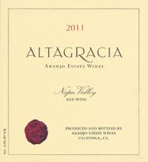 Araujo Estate Cabernet Sauvignon Altagracia 2011, 375ml (AG92) from The BPW - Merchants of rare and fine wines.
