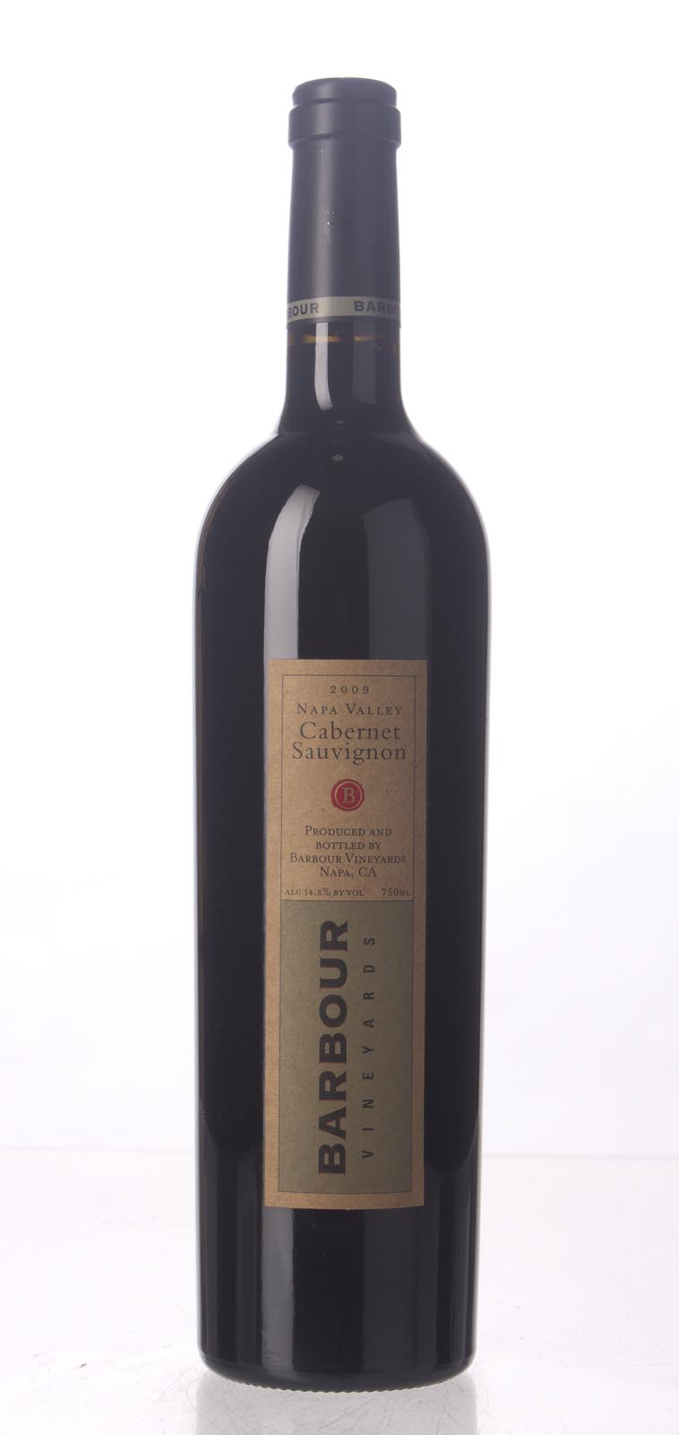 Barbour Vineyards Cabernet Sauvignon 2009, 750mL (ST90) from The BPW - Merchants of rare and fine wines.