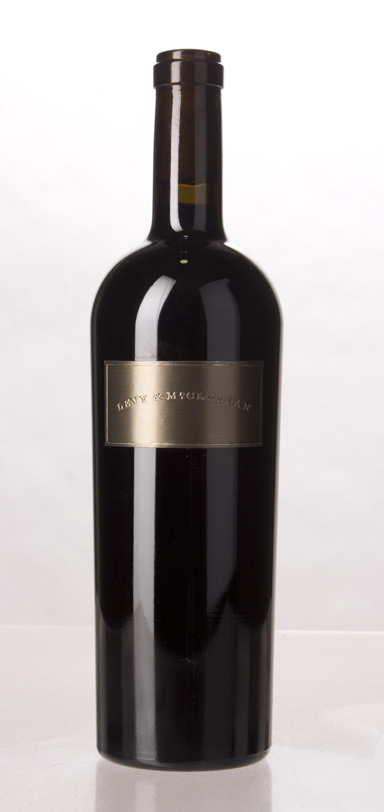 Levy and McClellan Cabernet Sauvignon 2011, 750mL (VN93, ST93-95) from The BPW - Merchants of rare and fine wines.