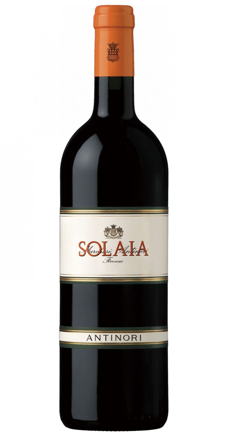 Antinori Solaia 2013,  (JS97) from The BPW - Merchants of rare and fine wines.