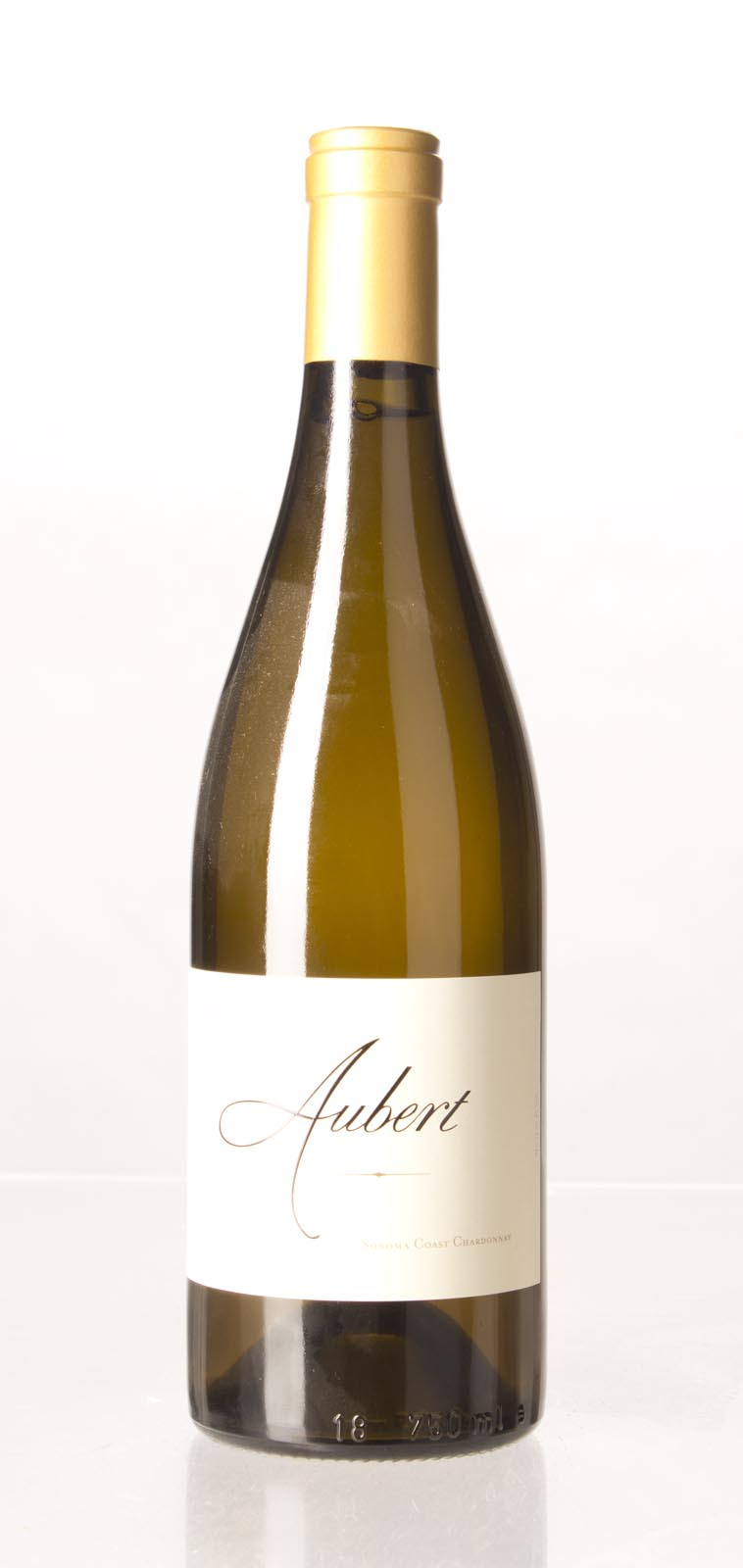 Aubert Chardonnay Lauren Vineyard 2003, 750mL (WA96, VN95, ST94) from The BPW - Merchants of rare and fine wines.