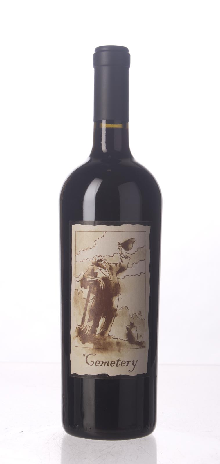 Behrens & Hitchcock Proprietary Red Cemetery 2003, 750mL (WA94) from The BPW - Merchants of rare and fine wines.