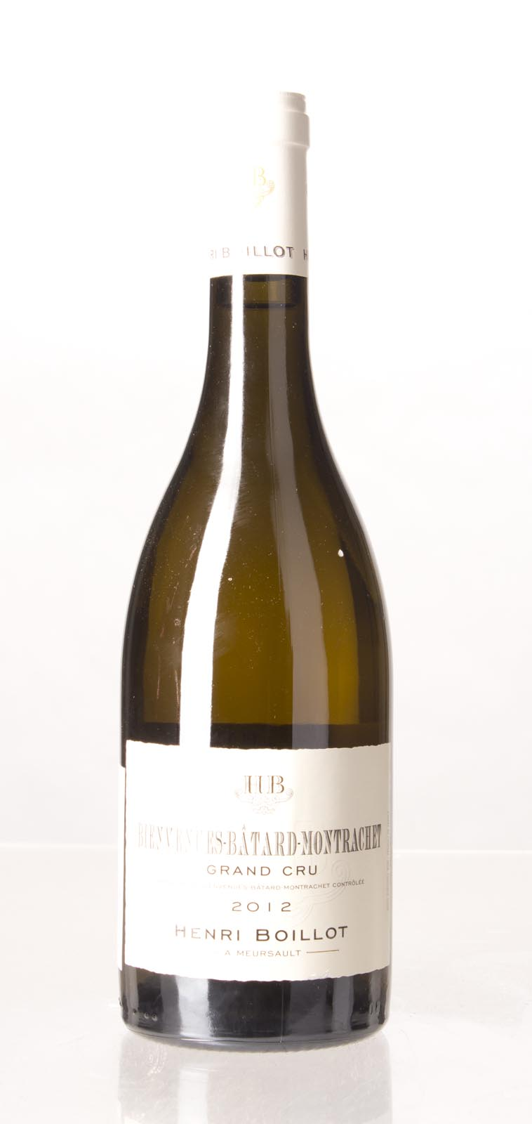 Henri Boillot Bienvenues Batard Montrachet 2012, 750mL (BH93, VN95-97, ST93) from The BPW - Merchants of rare and fine wines.
