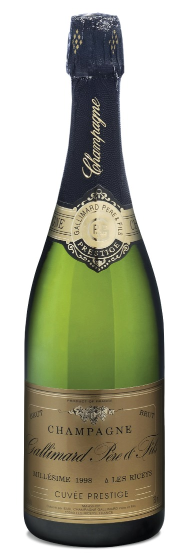 Gallimard Brut Cuvee Prestige Les Riceys 2011,  () from The BPW - Merchants of rare and fine wines.