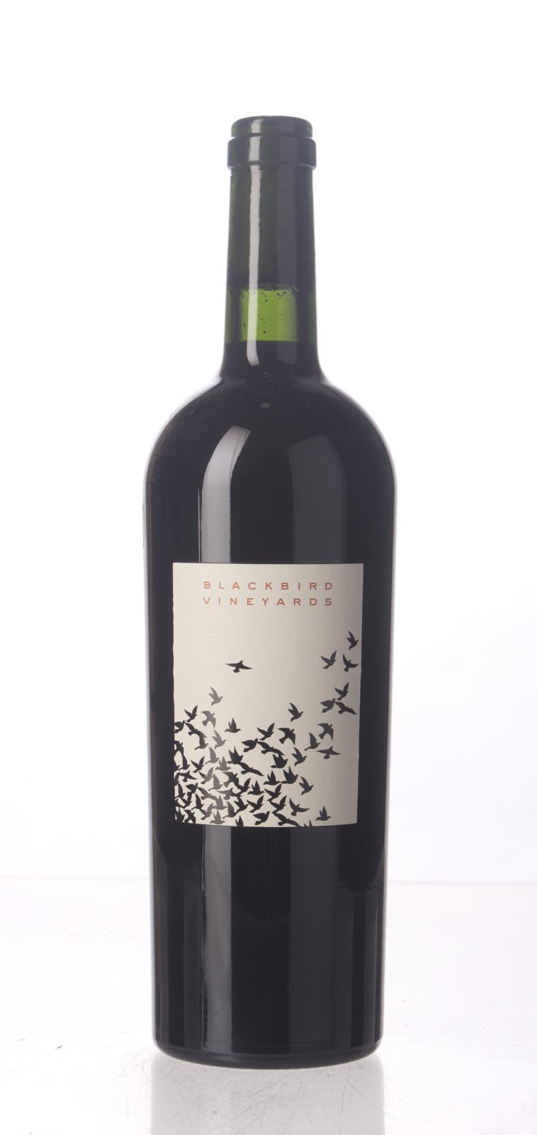 Blackbird Vineyards Proprietary Red Oak Knoll 2004, 750mL () from The BPW - Merchants of rare and fine wines.