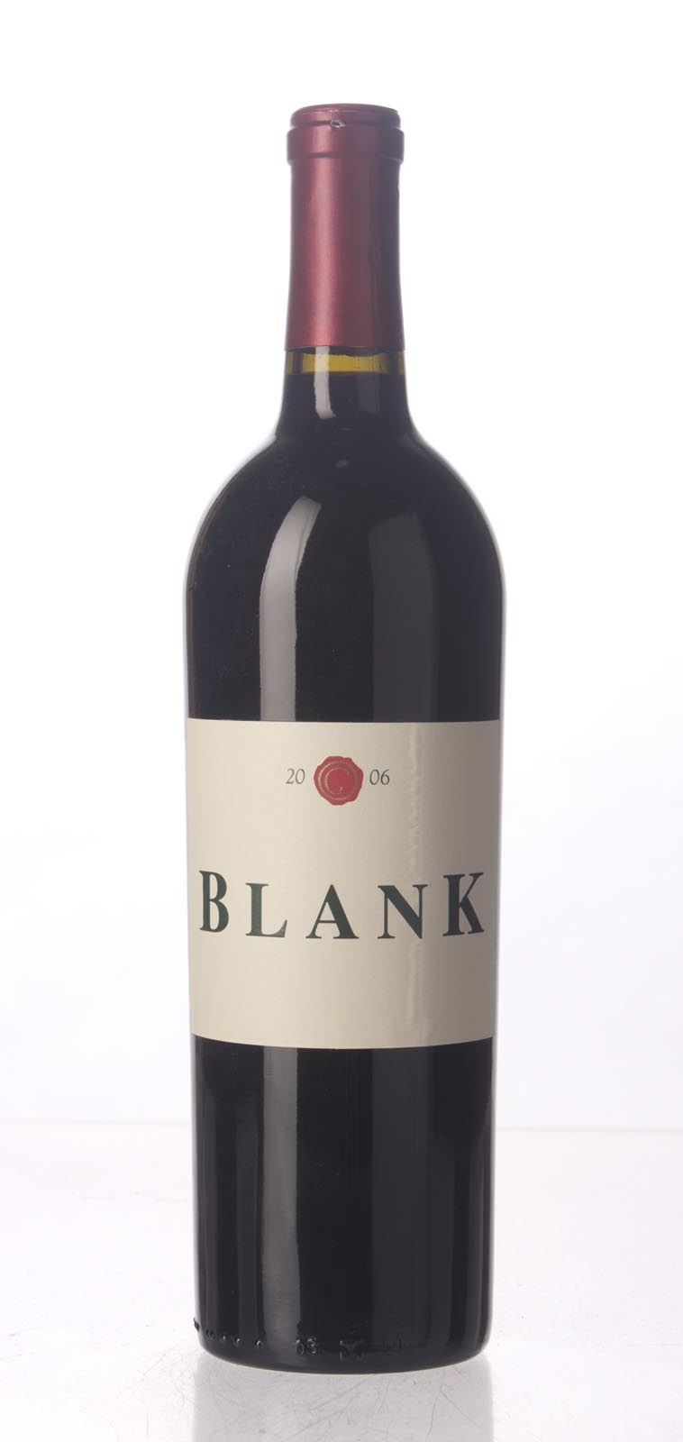 Blank Vineyard Cabernet Sauvignon Rutherford 2006, 750mL (ST90) from The BPW - Merchants of rare and fine wines.