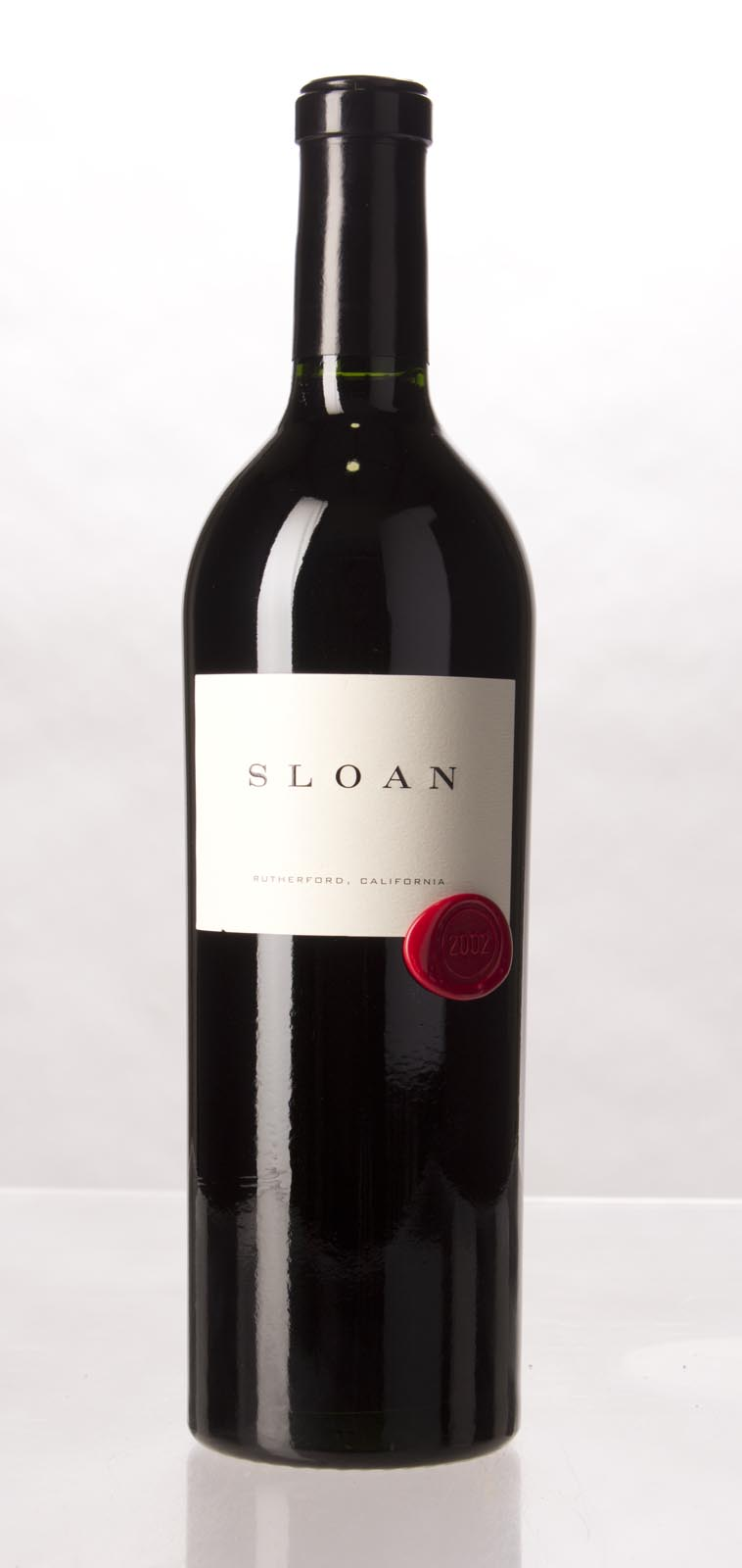 Sloan Proprietary Red 2002,  (WA100, WS99) from The BPW - Merchants of rare and fine wines.