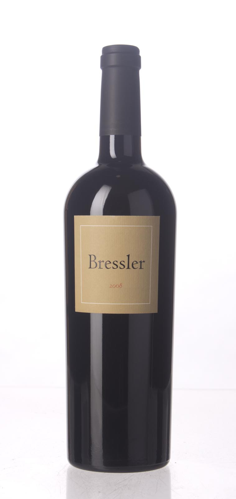 Bressler Cabernet Sauvignon Napa Valley 2008, 750mL () from The BPW - Merchants of rare and fine wines.