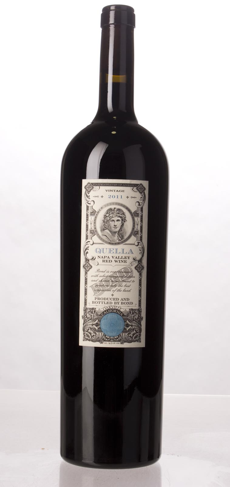 Bond Quella 2011, 1.5L (JS96) from The BPW - Merchants of rare and fine wines.