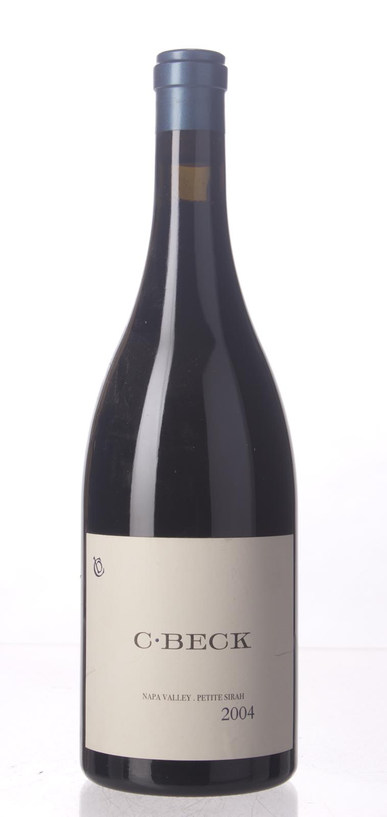 C. Beck Petite Sirah Napa Valley 2004, 750mL () from The BPW - Merchants of rare and fine wines.