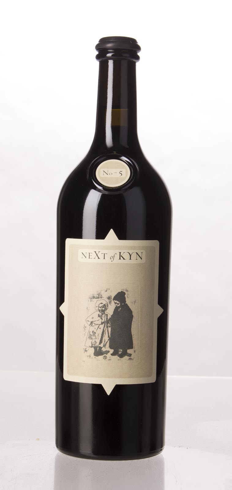 Next Of Kyn Syrah Cumulus Vineyard 2011, 750mL (WA97, VN97) from The BPW - Merchants of rare and fine wines.