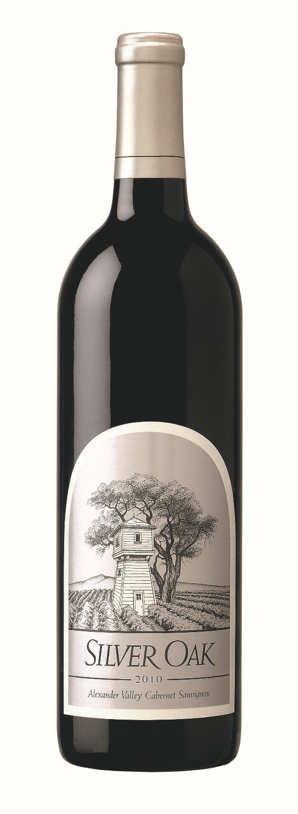 Silver Oak Cabernet Sauvignon Alexander Valley 2010, 1.5L () from The BPW - Merchants of rare and fine wines.